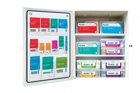 Erste Hilfe-Kasten Industrie (Klein)