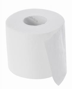 Toilettenpapier Alsco Top 8×250 Blatt, 2-lg., ca. 9,4×11 cm