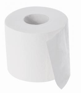 Toilettenpapier Alsco Luxus, weiß, 8 x 250 Blatt 3-lagig, VE=6×8 Rollen