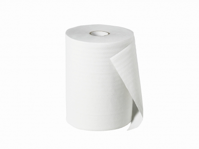 Papierrolle f. Autocut, 2-lag weiß 140m/Ro 1VE=6Ro