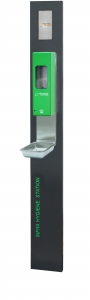 Infra Hygiene Station für Wandmontage 1000ml Euroflasche