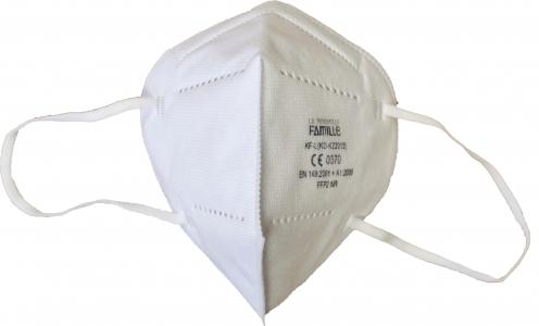 Filtrierende Halbmaske FFP2 ohne Ventil (FFP2 TO2)