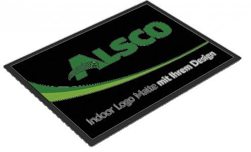 Logomatten, 115×200