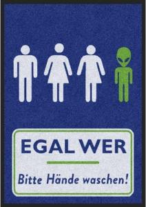 Matte -Hygiene- EGAL WER