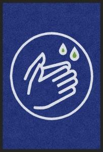 Matte -Hygiene- HÄNDE