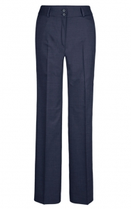 Damen-Hose MODERN Regular Fit , hohe Leibhöhe