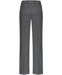 Damen-Hose MODERN Regular Fit , hohe Leibhöhe
