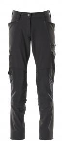 Damen Bundhose mit Knietaschen, Pearl Fit, Vier-Wege-Stretchstoff