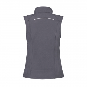 Damen-Softshellweste GREY BULL 2.0