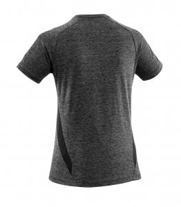 Damen T-Shirt, meliert V-Ausschnitt, Kaufartikel