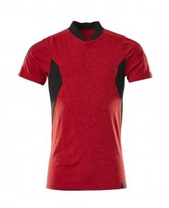 Polo-Shirt, meliert, Kaufartikel