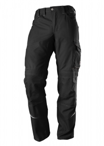 Bundhose COMFORT PLUS, mit Knietasche und Reflexblitzen
