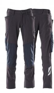 Bundhose mit Knietaschen, Vier-Wege-Stretchstoff