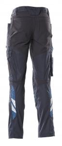 Hose mit Knietaschen, Stretch-Einsätze