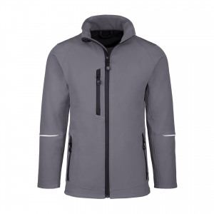 Softshelljacke GREY BULL 2.0