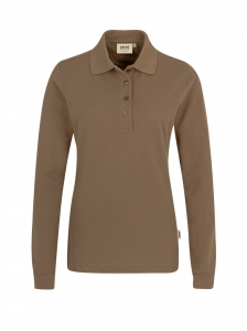 Damen-Polo-Shirt PERFORMANCE, Langarm