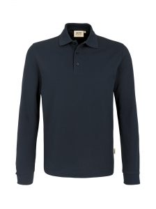 Herren-Polo-Shirt PERFORMANCE, Langarm
