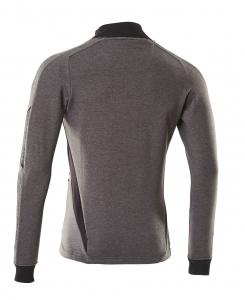 Sweatshirt mit Reißverschluss, Modern Fit