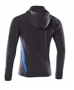 Kapuzensweatshirt mit Reißverschluss, Modern Fit