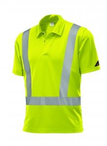 Polo-Shirt WARNSCHUTZ
