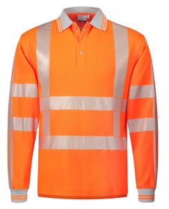 Unisex Polo-Shirt UV-SCHUTZ 50+, langarm