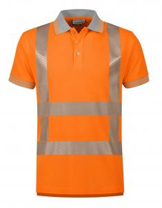 Unisex Polo-Shirt UV-SCHUTZ 50+, kurzarm