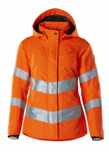 Damen-Winterjacke SAFE SUPREME, wattiert