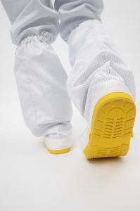 Reinraum ESD Überziehstiefel, Ultra Grip ESD-Sohle