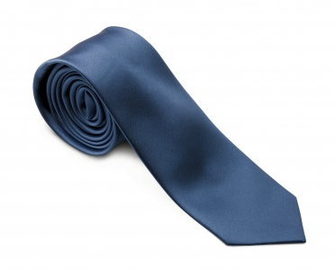 Krawatte SLIMLINE marine