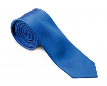 Krawatte SLIMLINE royalblau
