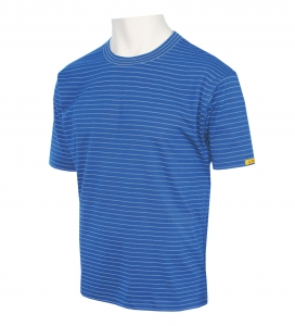 ESD T-Shirt CONDUCTEX Cotton Knit, 1/4A