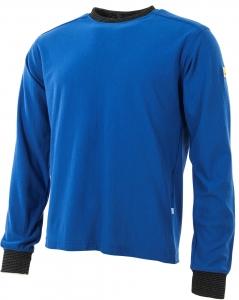 ESD U-T-Shirt, langarm Piqué