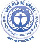 Alsco Logo blauer Engel CSR