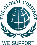 Alsco CSR global compact Logo