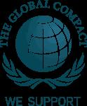 Alsco CSR global compact Logo