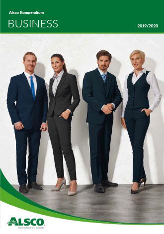 Broschüre Alsco Kompendium Business