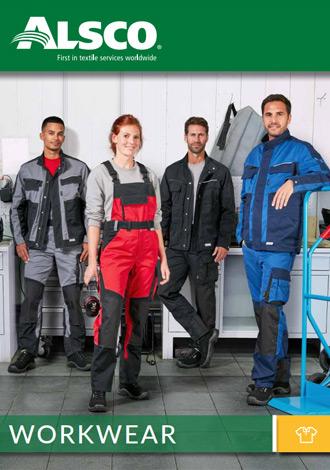 Alsco Kompendium Workwear 2020