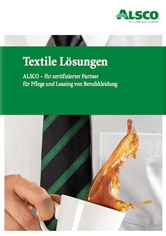 Broschüre Alsco Textile Lösungen