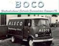 """Geschichte 1956: Frank Steier eröffnet mit Bayer Werke die """"BOCO Wäscheverleih GmbH"""""""