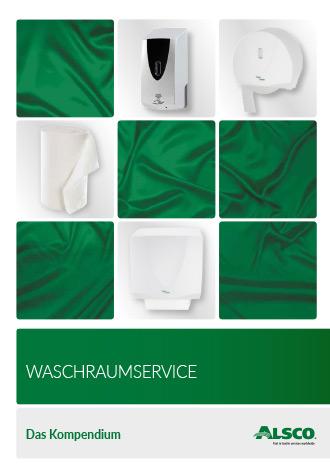 Broschüre Kompendium Waschraum Hygiene
