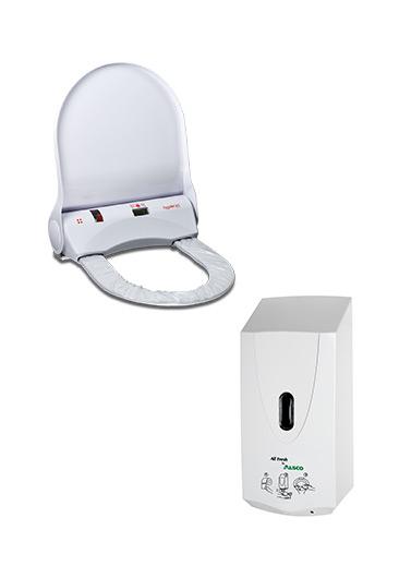 Toilettensitzhygiene