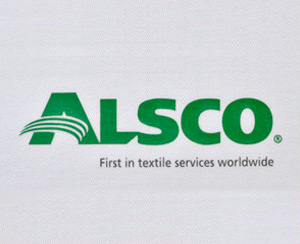 Alsco Berufskleidung Transferemblem