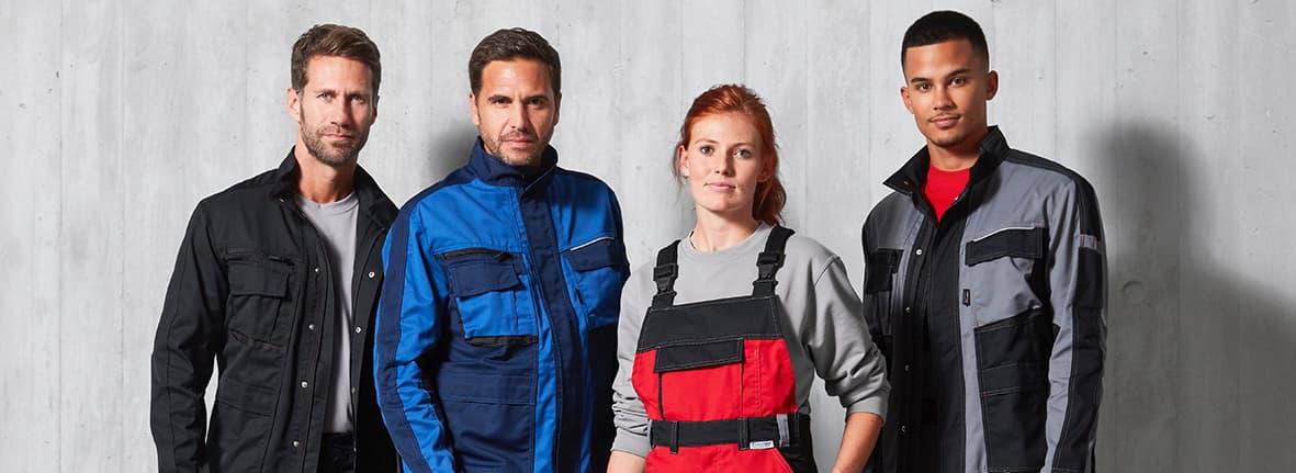 alsco workwear arbeitskleidung kollektion concept