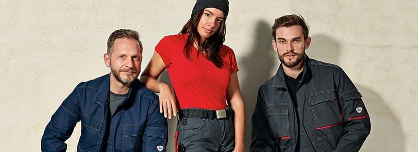 alsco workwear arbeitskleidung kollektion comfortplus
