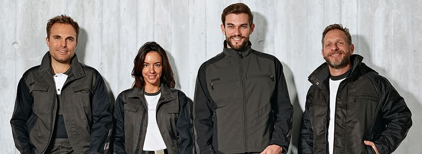 workwear arbeitskleidung kollektion unique