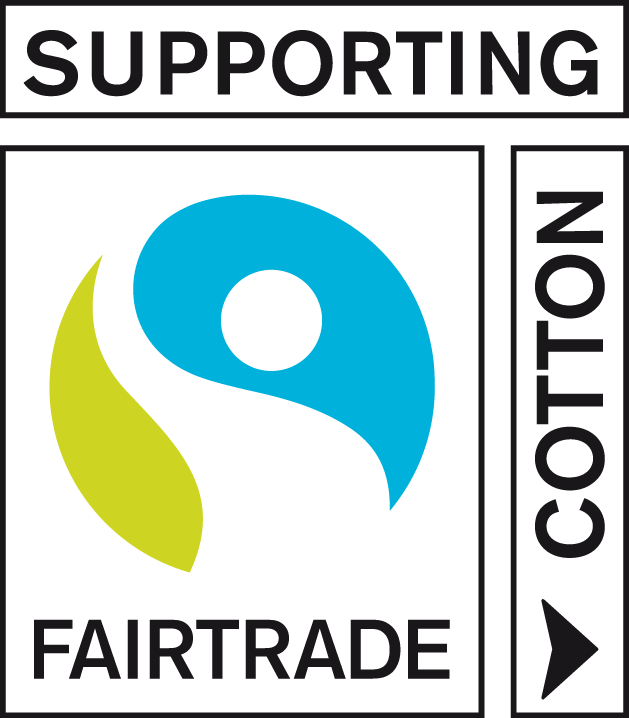 Supporting Fairtrade Cotton für die Denim Look Alike Arbeitskleidung