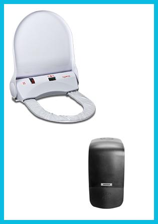 Toiletten Hygiene