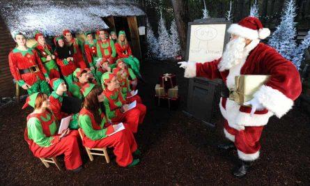 Alsco stattet Santa aus!