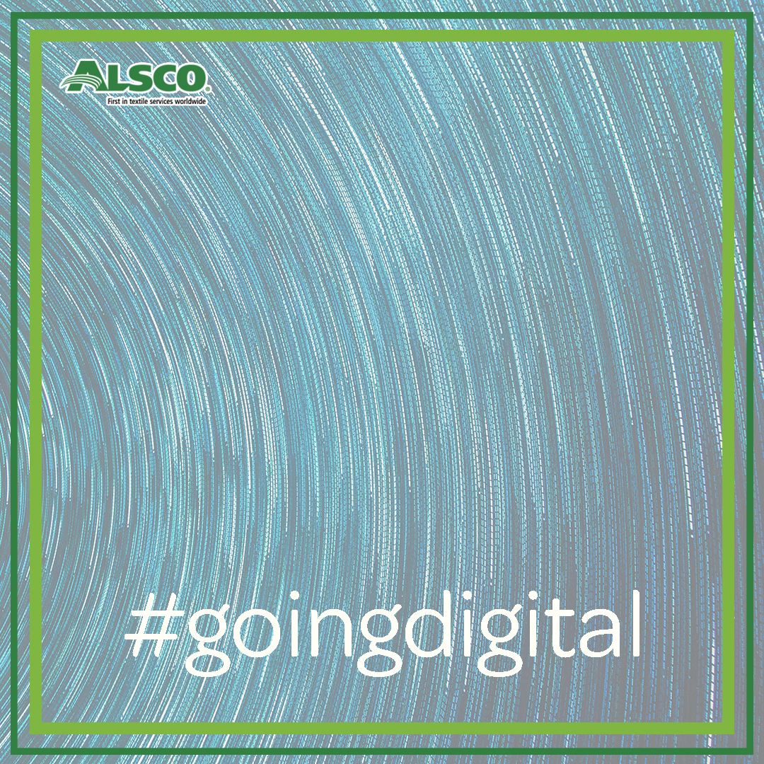 Alsco going Digital